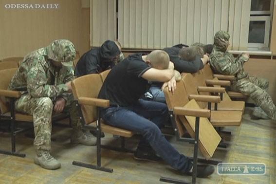 Захват отеля в Одессе. Полиция арестовала 23 человека, устроивших перестрелку в гостинице