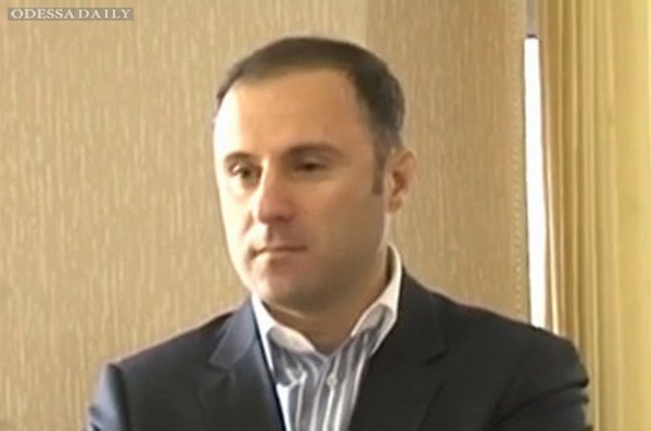 Лорткипанидзе отстранил начальника милиции города Котовск, который покрывал своих сотрудников, бравших «взятки»