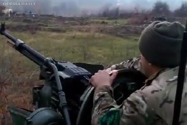 Бой в Широкино затих, боевики запросили о перемирии