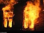 Во время пожара спасен хозяин дома