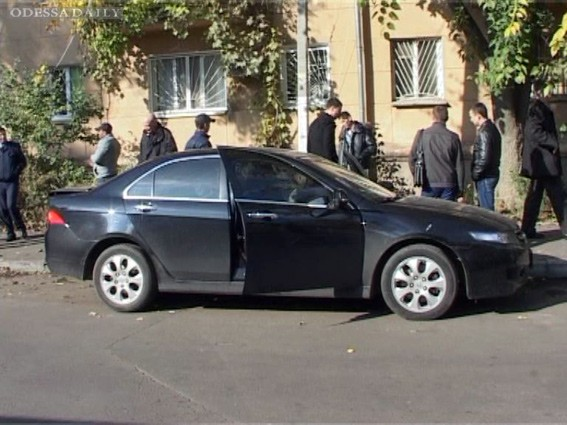 В Одессе задержали квартирных воров во главе с милиционером