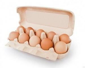 Цены на яйца упали ниже себестоимости