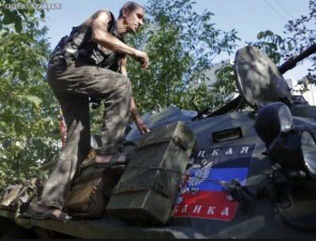 Сводка ИС: боевики пригнали в ДАП еще 20 танков