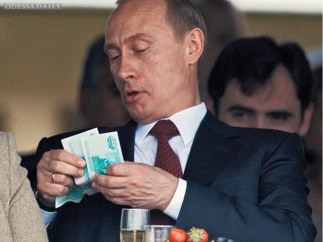 Сколько на самом деле денег у Путина: российский политолог назвал реальную цифру