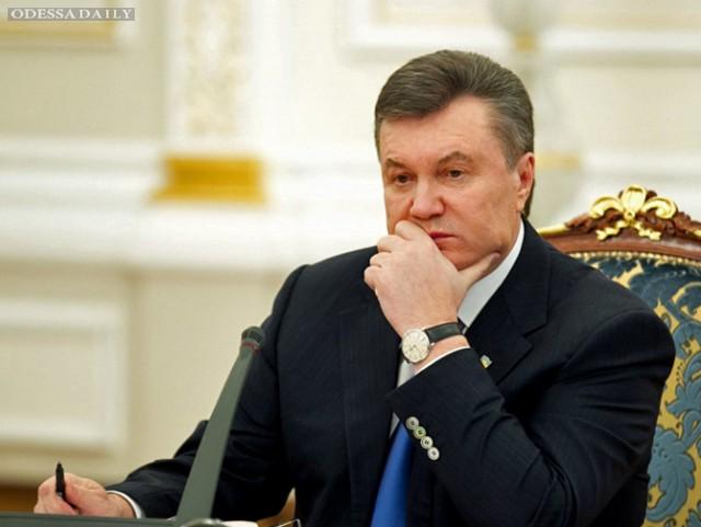 У Януковича подтвердили решение о перемирии с Майданом