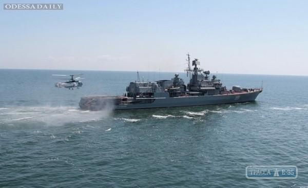 Учения Си Бриз в Одесской области впервые будут проходить в море и на Дунае