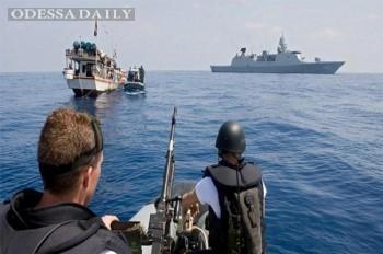 Уровень морского пиратства в мире упал до рекордно низкого уровня с 1996 года