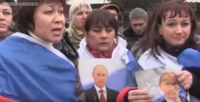 Скоро крымчане сами будут рвать Путина зубами - российский журналист (ВИДЕО)
