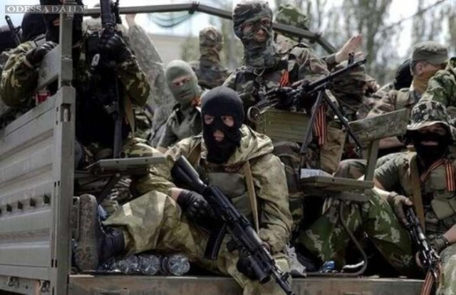 Террористы планируют активизировать боевые действия в Донбассе накануне 9 мая