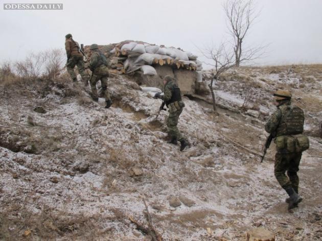Силы АТО отбили штурм боевиков в направлении Мариуполя