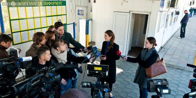 Одесская таможня упростила процедуру растаможки для товаров, импортируемых из 30 стран, - Марушевская