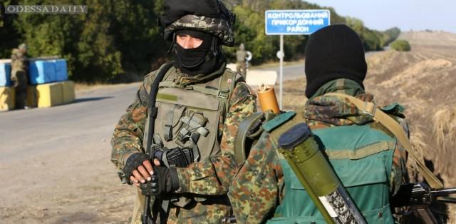 Госпогранслужба готовится взять под контроль границу с Россией в Донбассе