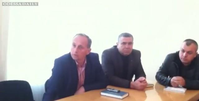 Березовский районный совет в Одесской области не поддержал решение о признании России страной – агрессором, а ЛНР и ДНР – террористическими организациями