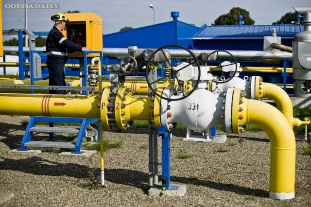 С 1 декабря в Украине подорожает газ для промышленности
