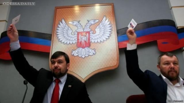 Донецкие сепаратисты завершили переворот в своей «власти»