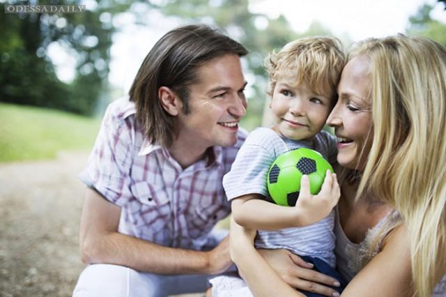 Счастливые родители или счастливые дети?