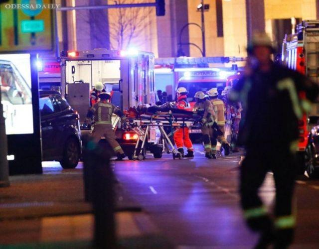 Меркель: Теракт в Берлине осуществил беженец