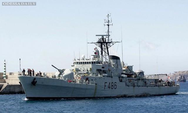 Португалия перехватила российское исследовательское судно