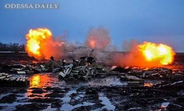 Под Донецком ведутся активные бои, со стороны сил АТО есть потери