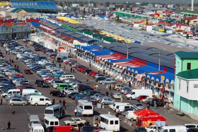 Рынок на 7 километре умер - замглавы Госфискальной службы