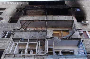 Под Донецком завязался мощнейший бой