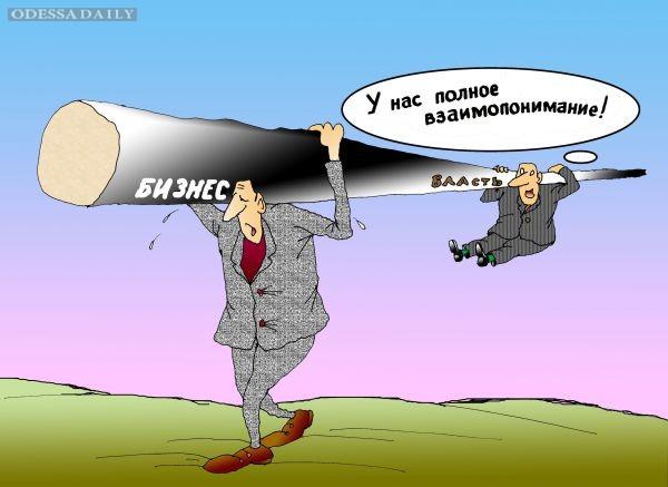 Sergiy Rachinsky: «Країна з ринковою економікою...?»
