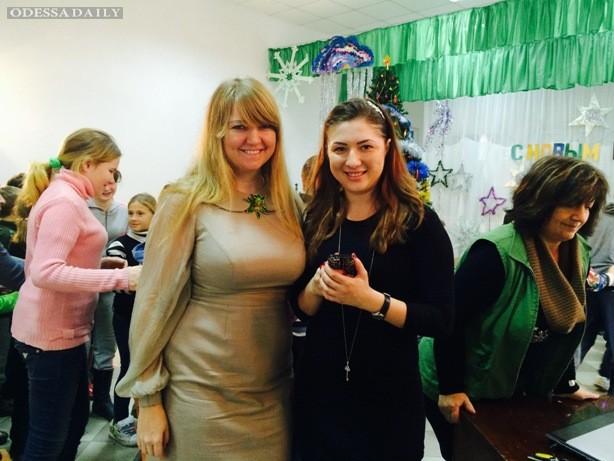 Общественный совет при Одесской ОГА посетил Лиманскую школу-интернат