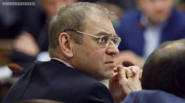 СМИ: Генпрокуратура закрыла дело против Пашинского за стрельбу под Киевом