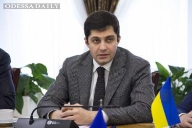 Сакварелидзе и Лорткипанидзе назначили встречу одесским бизнесменам