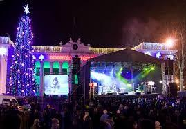 Одесситов приглашают встретить Новый 2017 год на Думской площади