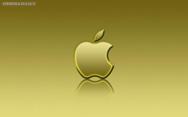 Apple выпустит золотой iPad нового поколения