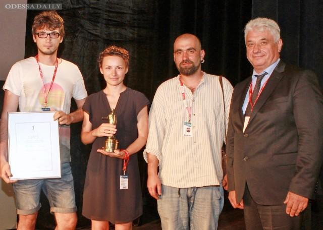 На 6-М ОМКФ вручили награды украинским кинематографистам