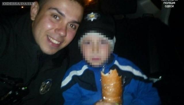 Одесса: в троллейбусе нашли 7-летнего беглеца из Беляевского района