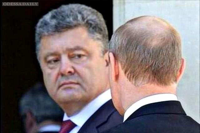 Порошенко угрожал Путину опубликовать информацию с сотен армейских жетонов солдат РФ – FT