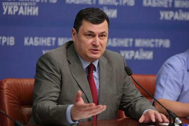 Квиташвили пожаловался на саботаж реформ в Минздраве