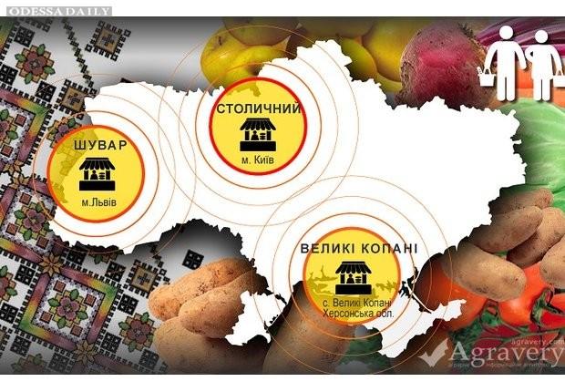 В Украине дорожает борщевой набор и тропические фрукты