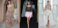 Парижская коллекция весна-лето 2015: стразы, кружево и цветочный принт