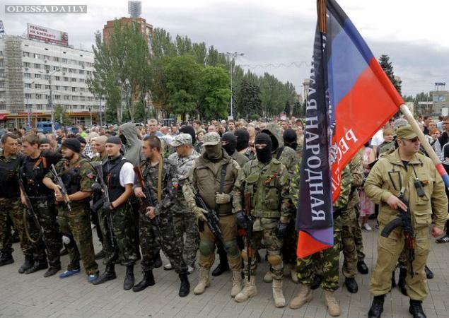 Ход АТО: на совместном сопротивлении ДНР и ЛНР поставлен крест
