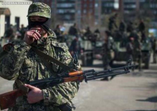 Сводка ИС: террористы продолжают вооруженные провокации и маскируют тактические резервы