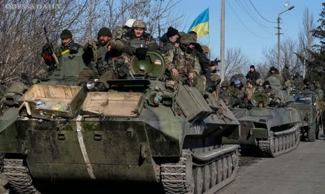 Украинских бойцов могут отправить в Сирию для борьбы с ИГИЛ