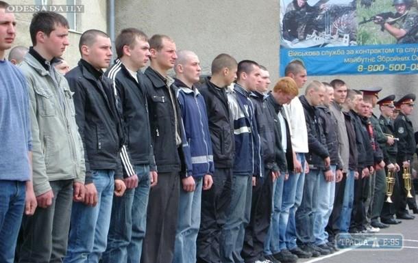 Министр обороны начнет реформы военкоматов со своей родной Одесской области