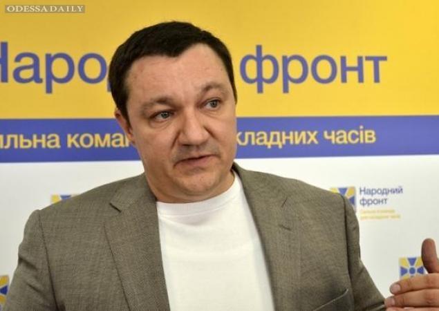 Комитет по нацбезопасности и обороне должен возглавить представитель Народного Фронта, - Тымчук