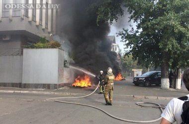 Поджог Интера: у Авакова озвучили основные две версии