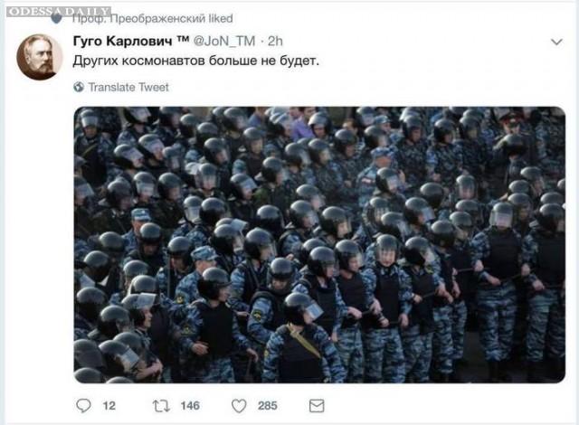 Михаил Ходарковский: Страшная сказка на ночь