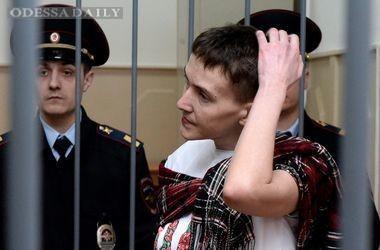 Савченко прекращает голодовку