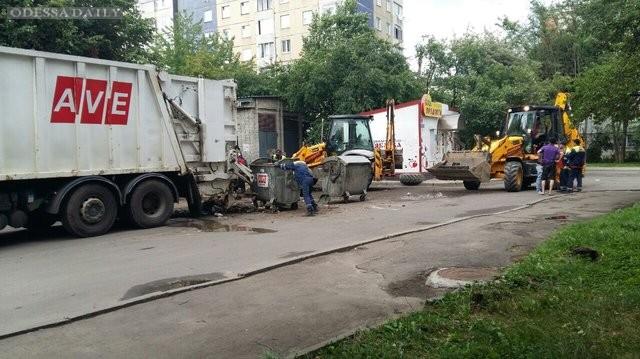 Львов полностью очистили от мусора – ОГА