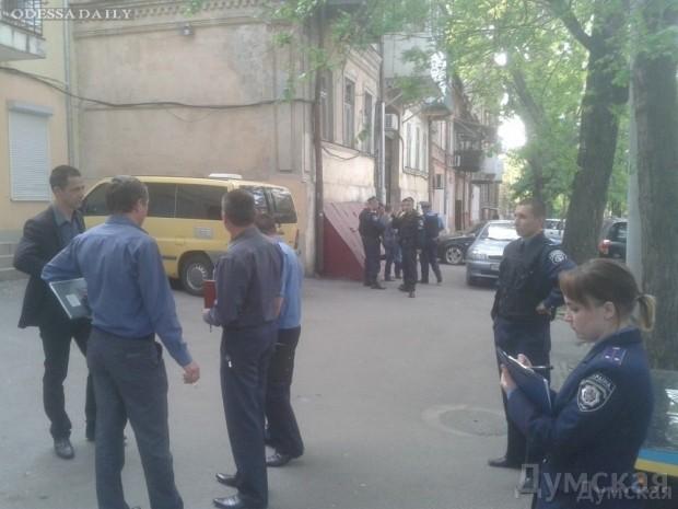 У штаба «Свободы» в Одессе взорвалась петарда: партия назвала происшествие «терактом»