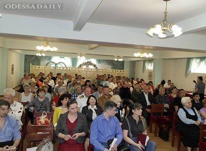 Матковский: встреча с общественными организациями