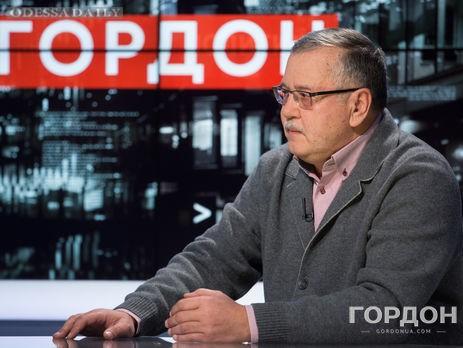 Гриценко: У Порошенко не только с Аваковым конфликт, а со всеми. С Гройсманом вообще полная ненависть