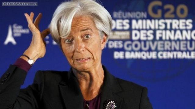 МВФ подтвердил технический дефолт Греции